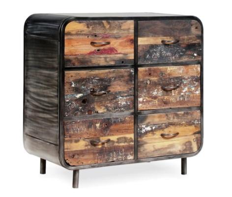 restaurar muebles estilo vintage